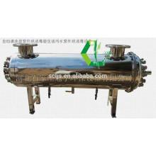 Reines Wasser macht Maschine Lampe Maschine antibakterielle Wasserfilter