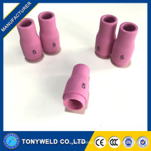 WP9/WP20 TIG Torch parts argon ceramic nozzle 13n09