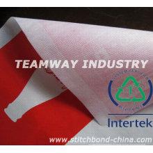 Recyclé RPET Stitchbond Tissu non tissé pour sacs