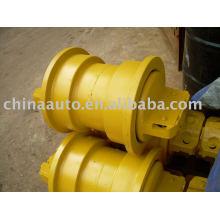 Bulldozer parts track roller for Komatsu d155