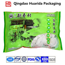 Customize Plastic Frozen Food Packaging Bag, Seafood Pouch