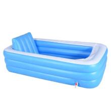 bañera de hidromasaje inflable de tamaño personalizado