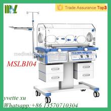CE / ISO Approuvé Incubateur médical de bébé de haute qualité pour bébé (MSLBI04)