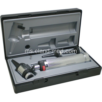 set otoskop diagnostik profesional