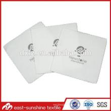 Пользовательский логотип офсетной печати Microfiber ювелирные изделия Полировка Ткань для очистки