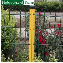 Superior Quality Welded PVC Coated 3D Fence