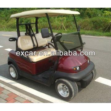 CE 2 assento carrinho de golfe elétrico boa qualidade barato carro Club