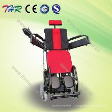 Складная электрическая инвалидная коляска (THR-FP130)