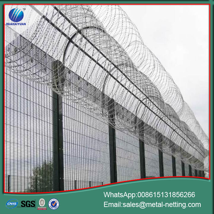 Military Border Fence