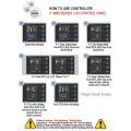Manual Auto-Abra la tapa Presione la prensa del calor de la prensa de la prensa CP2815