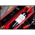 Doppelflasche Weinkasten Geschenk