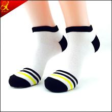 Men Ankle White Socks
