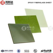 FR4 Feuille en fibre de verre par stratifié époxy