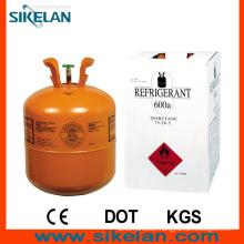 High quality refrigerant gas R600A