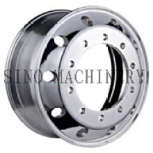 Forged Aluminum Truck Wheel Rim 22.5x9.0