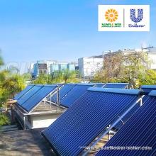 Collecteur solaire hybride