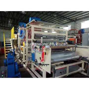 PE Co-extrusion Plastic Stretch Film Machinery