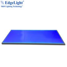 new technology v-cutting lgp sheet light guide plate led advertising light panel sign backlit display