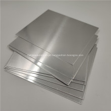 5052 Mill terminou a placa de alumínio da placa 4x8
