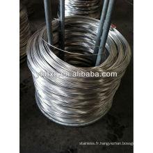 fils en acier inoxydable 304 de haute qualité pour cravate