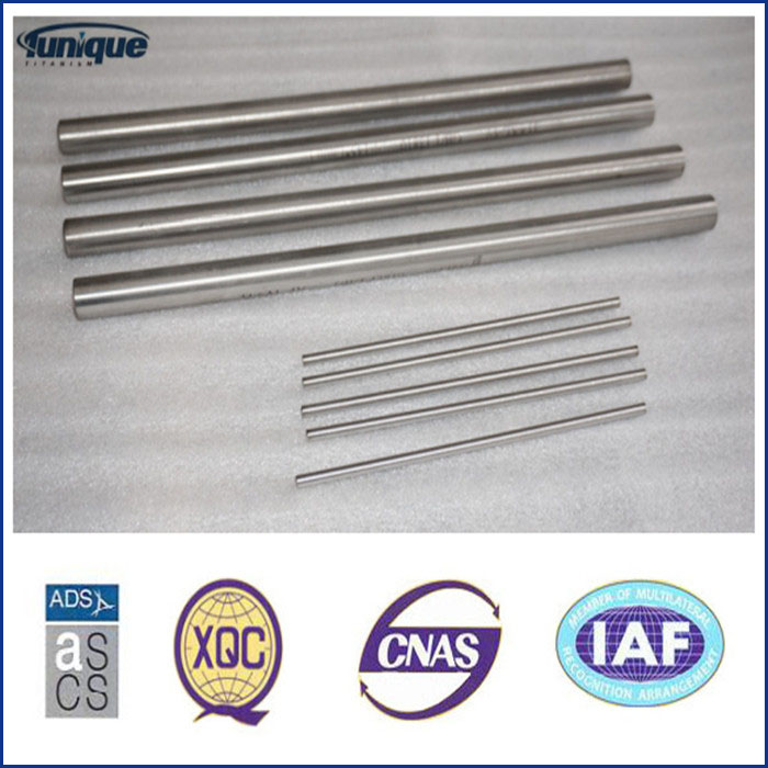 Ti6Al4V Medical Round Titanium Bar with ASTM F136