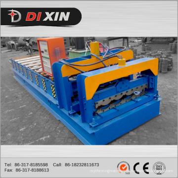 Fornecedor de máquina formadora de rolo de telha Dx CE
