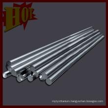 High Precision H9 Gr 1 Eli Titanium Medical Bar