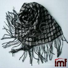 Реверсивные шерстяные шарфы для мужчин