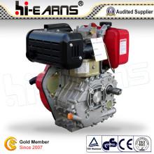 Dieselmotor mit Nockenwelle und Normalluftfilter (HR186FS)