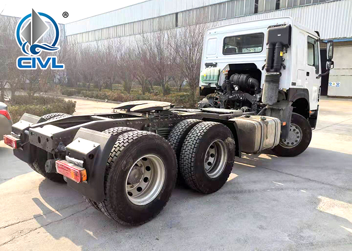 6x4 Howo Tractor Truck