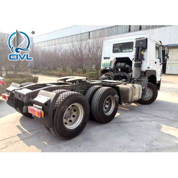 Sinotruk 10 roues HOWO tracteur camion HW76