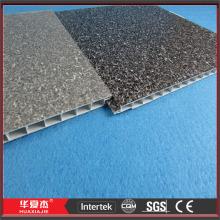 Grade de cor integrado painéis de teto de vinil PVC