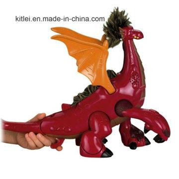 Dinosaurio plástico Toys OEM Animal Factory Figuras personalizadas Dinosaurio