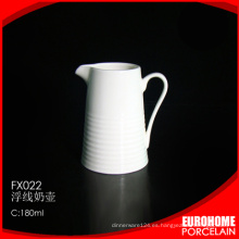 Hot desnatadora de leche cerámica de porcelana de venta 2016 guangzhou
