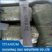 Barra de ligas de titânio para uso industrial