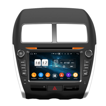 Android Auto Multimedia Player für Mitsubishi ASX 2010