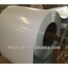 Material de construcción de bobina de acero prepintada