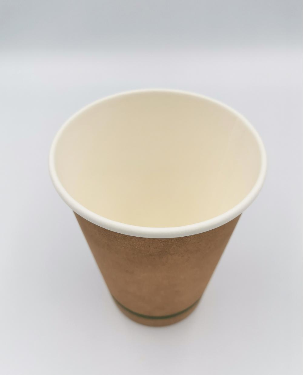 Compostable High Quality Paper Cup 16oz