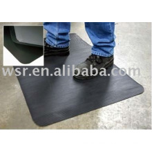 anti-slip rubber pad and rubber mat for industrial use