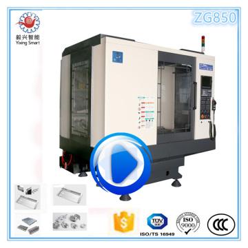 Vmc850 Mitsubishi/M70vb High Precision CNC Lathe Center