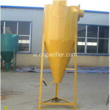 Big Flow Cyclone Bag Dust Collector Giá