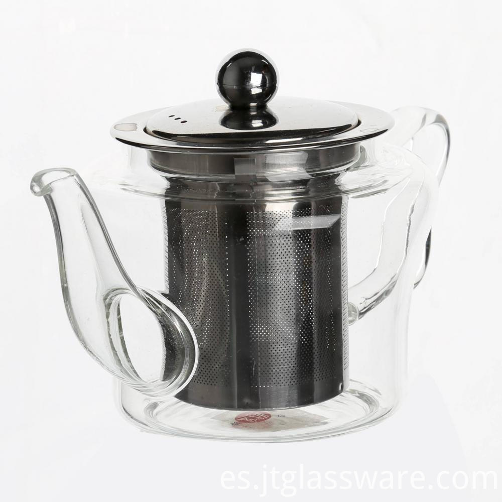 Glass Teapot to Cooking Tea11