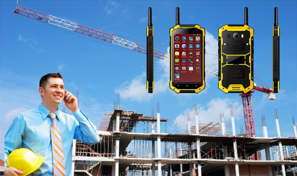 Industrial Designed Rugged Android Phone