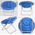 2015 High Quality Cheap Adult Folding Moon Chair,Folding Round Lounge Chair
