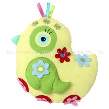 Fábrica de Plush Stuffed Bird Cushion Toy