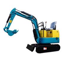 0.8T 1T excavadora máquinas hidráulicas mini