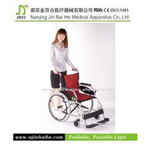 FDA zugelassener manueller Rollstuhl für behinderte und ältere Menschen