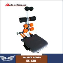 Entraînement physique équilibré de haute qualité en équilibre abdominal