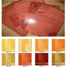 0.35m-3.00mm qualité plancher de revêtement de sol en PVC