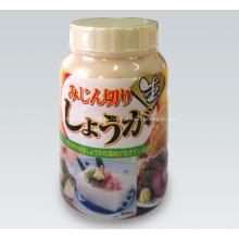 Réfrigérés assaisonnement aromatisé gingembre tournés bouteille